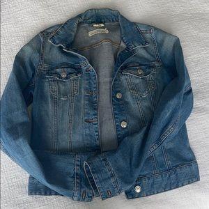 Denim jacket- great condition